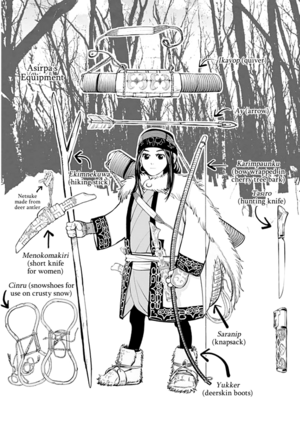 Asirpa's Equipment.png