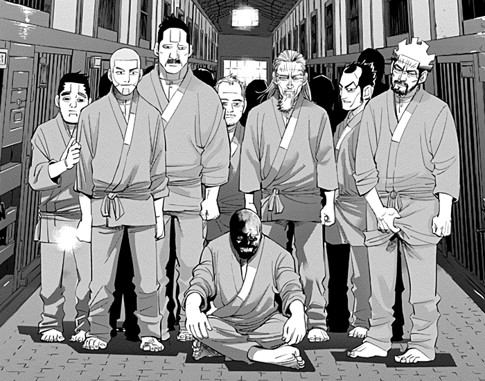 Abashiri Convicts