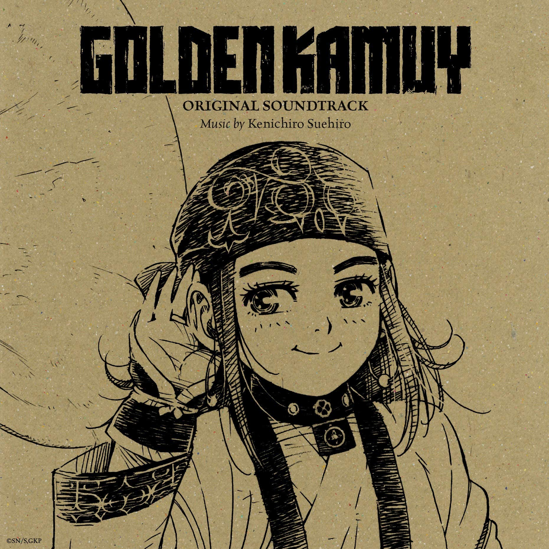 Golden Kamuy Original Soundtrack