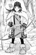 Primera aparición de Ashiripa