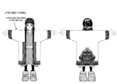Ainu Clothes Vol 01