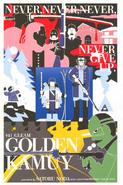 Golden Kamuy Chapter 41 magazine