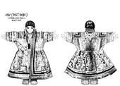 Ainu Clothes Vol 07