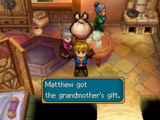 Grandmother's Gift