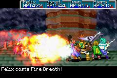 Fire Breath