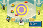 Lucky Medal Fountain First Ring Timing