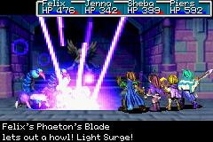Phaeton's Blade