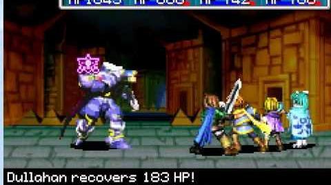 Golden Sun- The Lost Age - Dullahan (Optional) Boss Battle