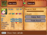 List of Bows