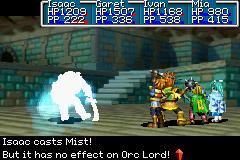Mist (Psynergy)
