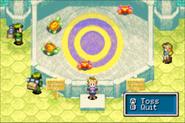 Lucky Medal Fountain Center Ring