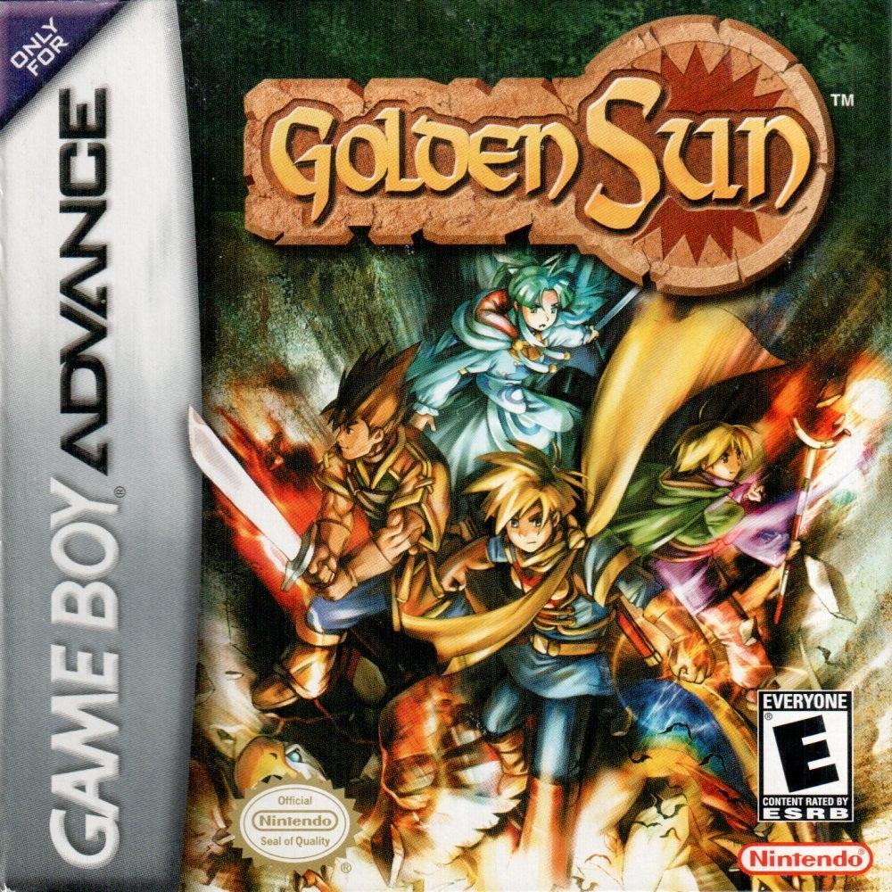 Golden Sun series