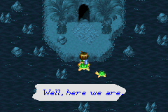 Islet Cave