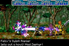Sylph Rapier