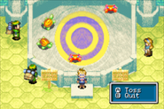 Lucky Medal Fountain Center Ring Timing
