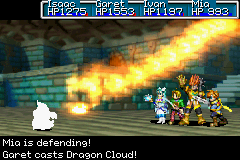 Dragon Cloud and Epicenter
