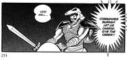 Bura God Mazinger Manga