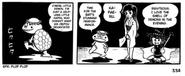 Kapaeruu Yukiko and Enma Manga Crotch Monster Hunt
