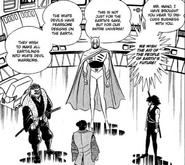 Gilly Mohz Burn And Shishimaru Black Lion Manga