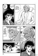 Juzo Kabuto Mazinkaiser Manga