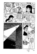 Nami Fujiki Kekko Kamen Manga