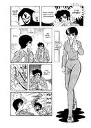 Keiko Natsuwani Kekko Kamen Manga