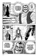 Muraji God Mazinger Manga