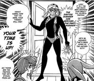 Susumu Fuji Hero Kekko Kamen Manga