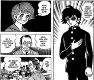 Susumu Fuji Kekko Kamen Manga
