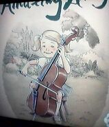 When Amy quit cello at 10, next book Amazing Amy a prodigy