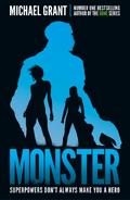 Monster UK cover