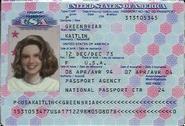 Kaitlin Greenbriar passport