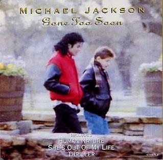Gone Too Soon (Michael Jackson song)