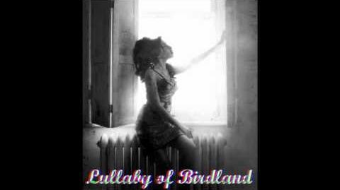 Amy Winehouse - Lullaby of Birdland