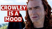 Good Omens Episodes Sassy Crowley - Prime Video