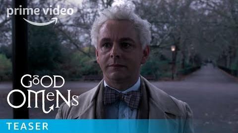 Good Omens - Official Teaser Trailer I Prime Video