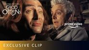 Good Omens Aziraphale & Crowley Drinking Scene - Prime Video