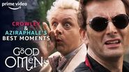 Crowley and Aziraphale's Best Moments - Good Omens - Prime Video