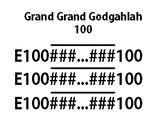 Grand grand godgahlah