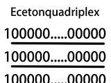 Ecetonquadriplex