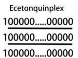 Ecetonquintiplex
