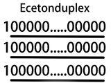 Ecetonduplex