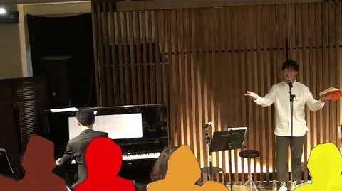 トビタテ!留学JAPAN1期生演出作品【ピアノ即興演奏】巨大数2017