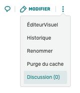 Screenshot discussion