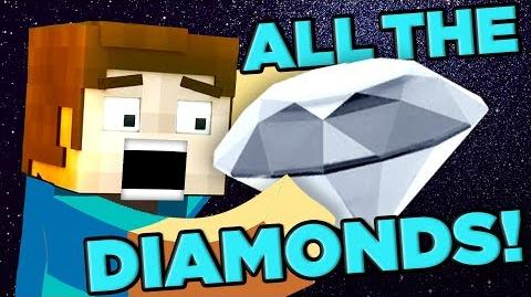 Minecraft DECODED! How Many Diamonds Exist? The SCIENCE..