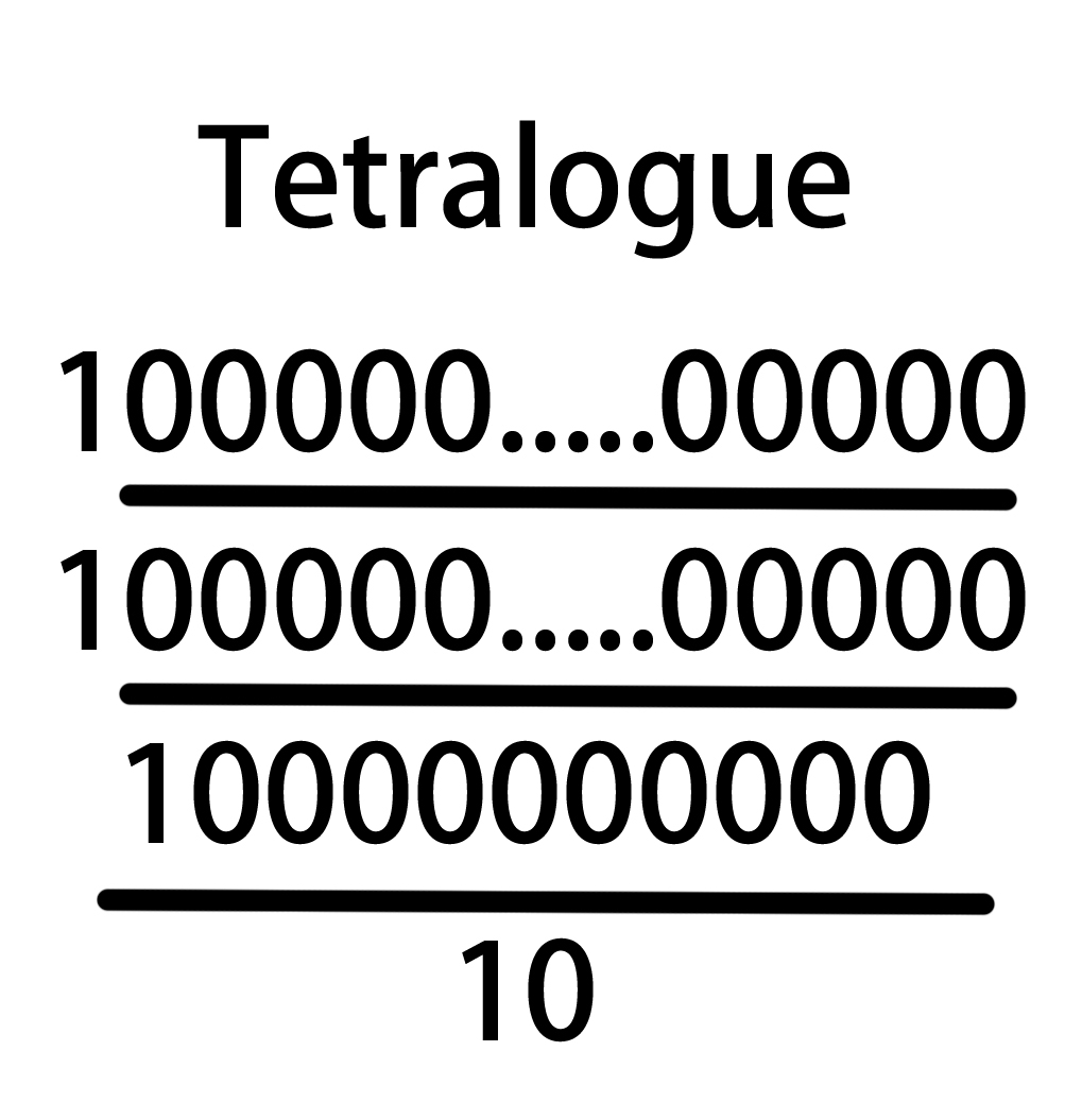 Tetralogue