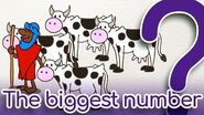 What is the largest number? CuriosaMente 3 ENG