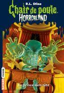 Chair de Poule Horrorland 15 Le Prince sans Tête (Version 2)