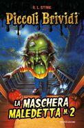 OS 36 La Maschera Maledetta 2 Italian 2018 cover