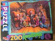 40 Night Living Dummy III 200p puzzle box intl